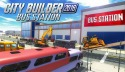 City Builder 2016: Bus Station Android Mobile Phone Game