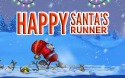 Happy Santa's Runner Android Mobile Phone Game