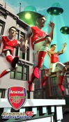 Arsenal FC: Endless Football Android Mobile Phone Game
