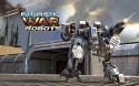 Futuristic War Robots Samsung Galaxy Pocket S5300 Game