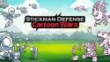 Stickman Defense: Cartoon Wars Samsung Galaxy Pocket S5300 Game