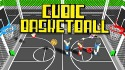 Cubic Basketball 3D Android Mobile Phone Game