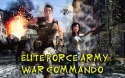 Elite Force Army War Commando Android Mobile Phone Game
