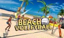 Beach Volleyball 3D Android Mobile Phone Game