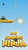 Fat Jumping Ninja Samsung Galaxy Pocket S5300 Game