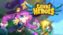 Genki Heroes Android Mobile Phone Game