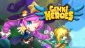 Genki Heroes QMobile NOIR A8 Game