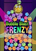 Bubble Blast Frenzy Android Mobile Phone Game