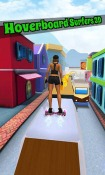 Hoverboard Surfers 3D Android Mobile Phone Game