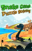 Strange Snake Game: Puzzle Solving Android Mobile Phone Game