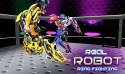 Real Robot Ring Fighting QMobile NOIR A2 Game