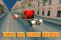 Truck Car Racing Highway QMobile NOIR A2 Game