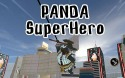 Panda Superhero Android Mobile Phone Game
