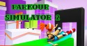 Parkour Simulator 2 Android Mobile Phone Game