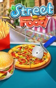 Street Food Stand Cooking Game QMobile Noir A6 Game