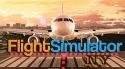 Pro Flight Simulator NY QMobile Noir A6 Game