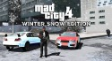 Mad City 4: Winter Snow Edition Android Mobile Phone Game