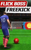 Flick Boss: Freekick Android Mobile Phone Game