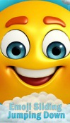 Emoji Sliding: Jumping Down Android Mobile Phone Game