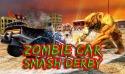 Zombie Car Smash Derby QMobile NOIR A2 Classic Game