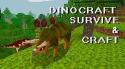 Dinocraft: Survive And Craft Android Mobile Phone Game