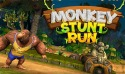 Monkey Stunt Run Android Mobile Phone Game