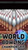 World Bowling Championship Android Mobile Phone Game