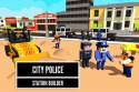 City Police Station Builder Android Mobile Phone Game