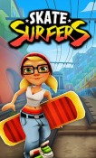 Skate Surfers Samsung Galaxy Pocket S5300 Game