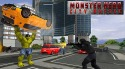 Monster Hero City Battle Android Mobile Phone Game