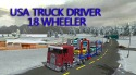 USA Truck Driver: 18 Wheeler Android Mobile Phone Game