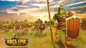 Orcs Epic Battle Simulator Android Mobile Phone Game