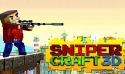 Sniper Craft 3D Android Mobile Phone Game