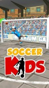 Soccer Kids Android Mobile Phone Game