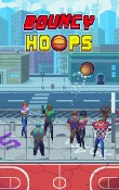 Bouncy Hoops Android Mobile Phone Game