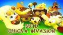 3DTD: Chicka Invasion Android Mobile Phone Game