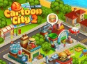 Cartoon City 2: Farm To Town Android Mobile Phone Game