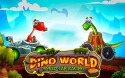 Dino World Speed Car Racing Android Mobile Phone Game
