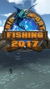 Big Sport Fishing 2017 Android Mobile Phone Game