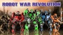 Robot War Revolution Online Android Mobile Phone Game