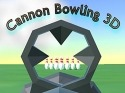 Cannon Bowling 3D: Aim And Shoot Android Mobile Phone Game