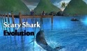 Scary Shark Evolution 3D Android Mobile Phone Game