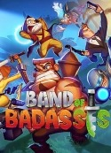 Band Of Badasses: Run And Shoot Android Mobile Phone Game