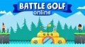 Battle Golf Online Android Mobile Phone Game
