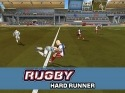 Rugby: Hard Runner Android Mobile Phone Game