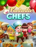 Fantastic Chefs: Match'n Cook Android Mobile Phone Game