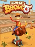 Blocky Bronco Android Mobile Phone Game