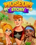 Museum Story: Mystery Bubble Shooter Android Mobile Phone Game
