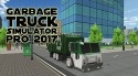 Garbage Truck Simulator Pro 2017 Android Mobile Phone Game