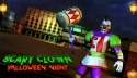 Scary Clown: Halloween Night Android Mobile Phone Game